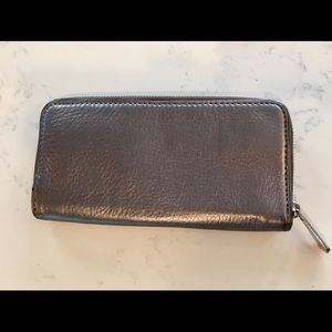 62eb17bf3a71 MICHAEL Michael Kors Bags - Michael Kors Iridescent Leather Continental  Wallet